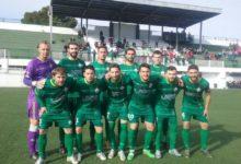 Photo of Gran victoria del At. Mancha Real frente al Comarca del Mármol 0-3