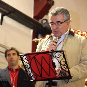 Jacinto Ángeles Muñoz será el Pregonero de la Semana Santa 2016