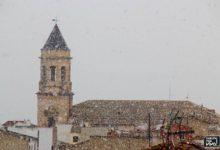 Photo of La nieve se deja ver en el Día de Andalucía 2016