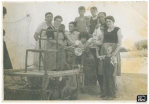 En la venta el Cerro finales de los 50