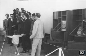 Feria de Muestras en 1968