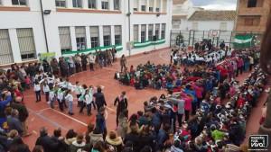El colegio San Marcos en sus actividades