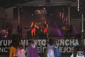 Orquesta Platino en su actuación