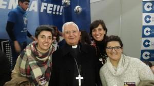 Hubo un encuentro con el Obispo de Jaén