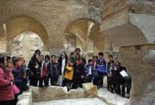 Photo of Visita guiada de alumnos de Mancha Real al Palacio de Villardompardo