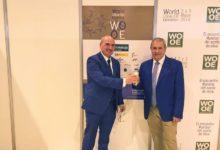 Photo of JAR presente en el World Olive Oil Exhibition 2016