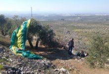 Photo of Accidente de un parapente en la zona 7 pilillas en Mancha Real