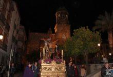 Photo of El Paso del Stmo. Cristo de la Misericordia, Nuestra Sra. de la Salud y San Juan Bautista procesionan en Mancha Real