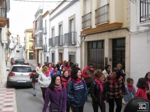 Fueron muchas las mujeres y colectivos asistentes