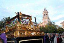 Photo of Viernes Santo intenso con el broche final del Santo Entierro y La Soledad