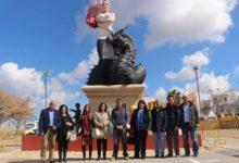 Photo of «Cara y Cruz» la Falla 2016 de Mancha Real