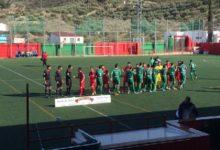 Photo of Victoria sufrida del At. Mancha Real frente a Los Villares C.F. 1-2