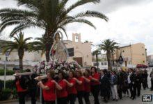 Photo of La Cofradía de la «Morenita» hace el traslado desde su ermita hasta San Juan Evangelista