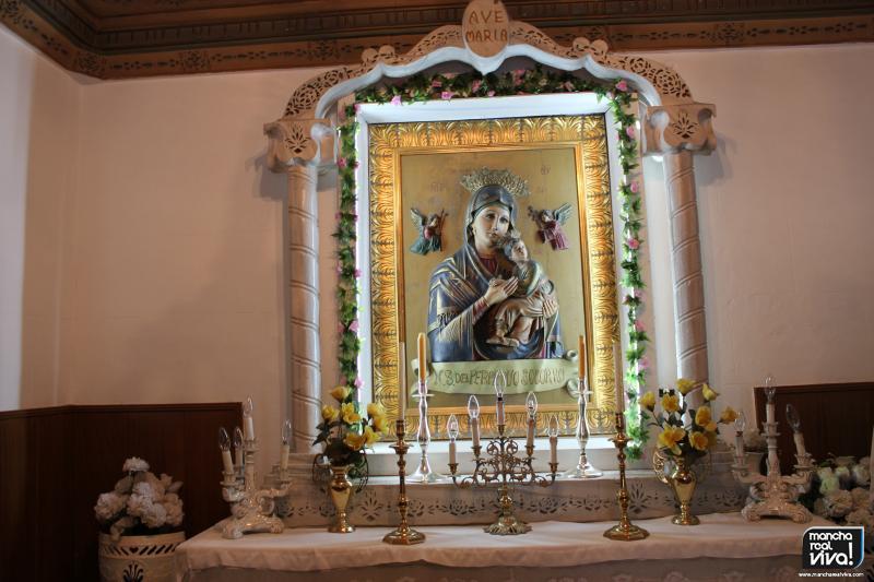 Photo of Importante donación de la Imagen de la Virgen del Perpetuo Socorro
