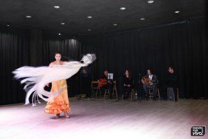 Natividad Muñoz al baile