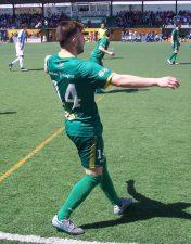 Pato fue el autor del gol (Foto Benjamin Alguacil)