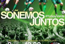 Photo of El Zamora CF será el rival de los verdes en la Fase de Ascenso a 2ªB | Domingo 22 en La Juventud a las 12h.