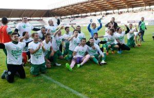 Celebración en el Ruta de la Plata de Zamora. Foto: Diario Jaén