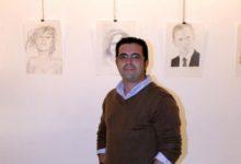 Photo of El artista local Diego López expone sus dibujos en Mancha Real