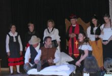 Photo of Gran éxito del Musical «El Hombre de la Mancha» en la V Gala Solidaria