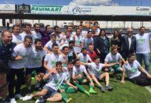 Photo of El At. Mancha Real se proclama Campeón al ganar en Martos por 2-3