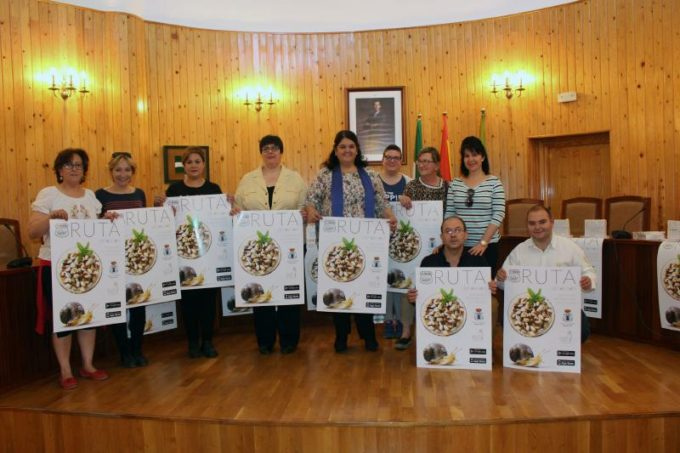 Presentación de la Ruta del Caracol en el Ayuntamiento