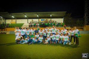 Los verdes acabaron la fiesta en el Estadio de La Juventud con los aficionados