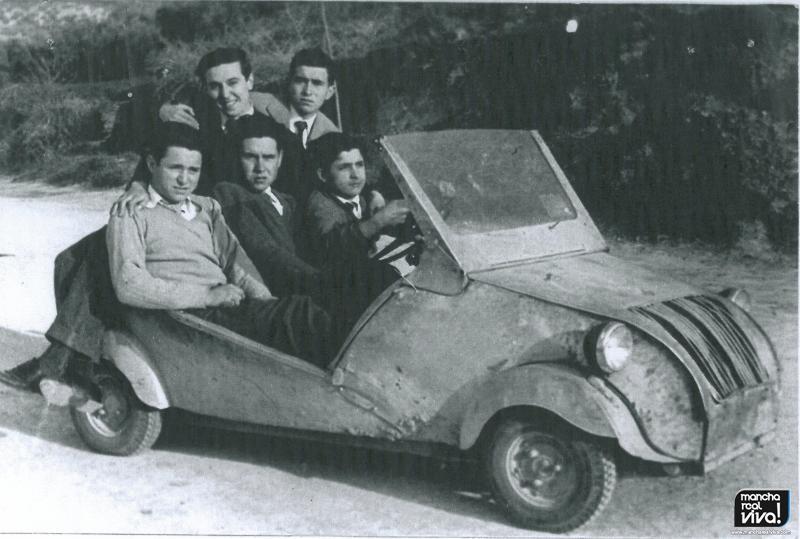 Photo of Sucedió hace….Como eran los antiguos vehículos que circulaban por nuestras calles