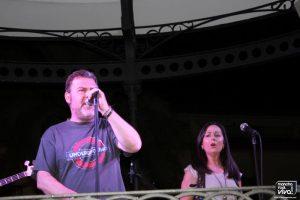 Juan Rodriguez y Ana Chica son los cantantes