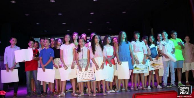 Foto final con todos los alumnos