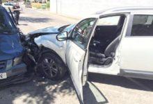 Photo of Accidente entre dos vehículos en la Avenida de Vista Alegre