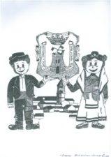 Dibujo de Jose Antonio Espejo