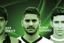 Photo of León, Iker Zárate y Borja Romero, primeros refuerzos para la temporada 2016/17 del At. Mancha Real