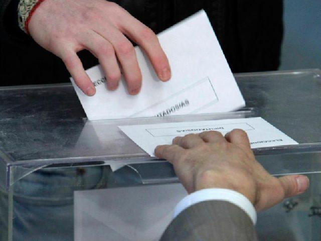 Próximas Elecciones Generales el 26 de junio
