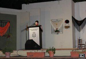Presentó María José Sánchez