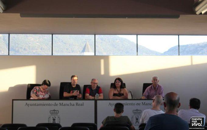 La Alcaldesa Mar Dávila asistió a la reunión
