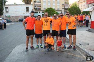 Integrantes del C.D. Km5 Andalucía