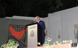 Escritor y poeta Antonio Checa