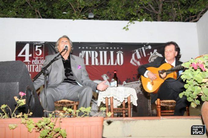 José de la Tomasa acompañado por Antonio Carrión