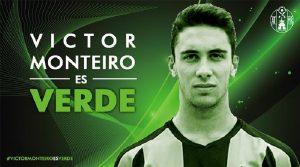 Victor Monteiro es verde