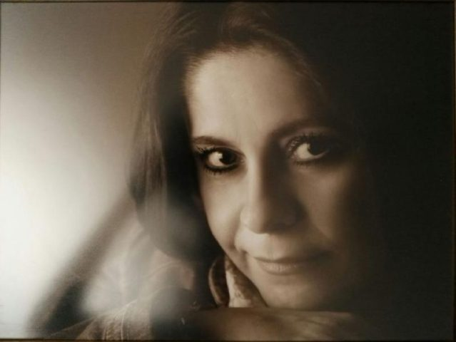 Cantaora Ana Ibañez