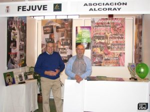Al Coray en Fejuve 2013