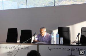José Luis Quero hizo la presentación