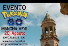 Photo of El evento Pokémon Go en Mancha Real tendrá lugar el 20 de Agosto