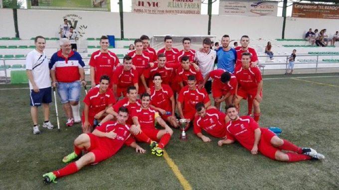 La AD Mancha Real se alzó con la Copa en Valdepeñas de Jaén