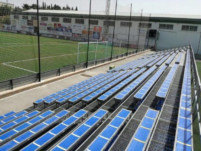 El Estadio de La Juventud se construyó en terrenos del Marqués de Villaverde