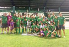 Photo of El At. Mancha Real se adjudica el XXXV Trofeo Peña del Real Madrid en Pozoblanco
