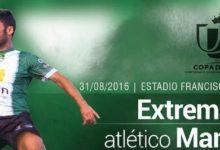 Photo of El Extremadura en Copa y el Cartagena en Liga, próximos rivales del At. Mancha Real