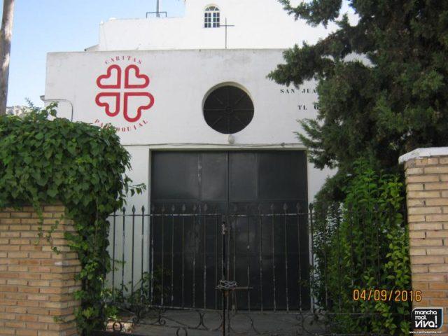 Instalaciones de Cáritas Parroquial en Mancha Real