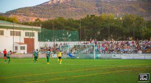 Un penalti dudoso dio la victoria al Marbella